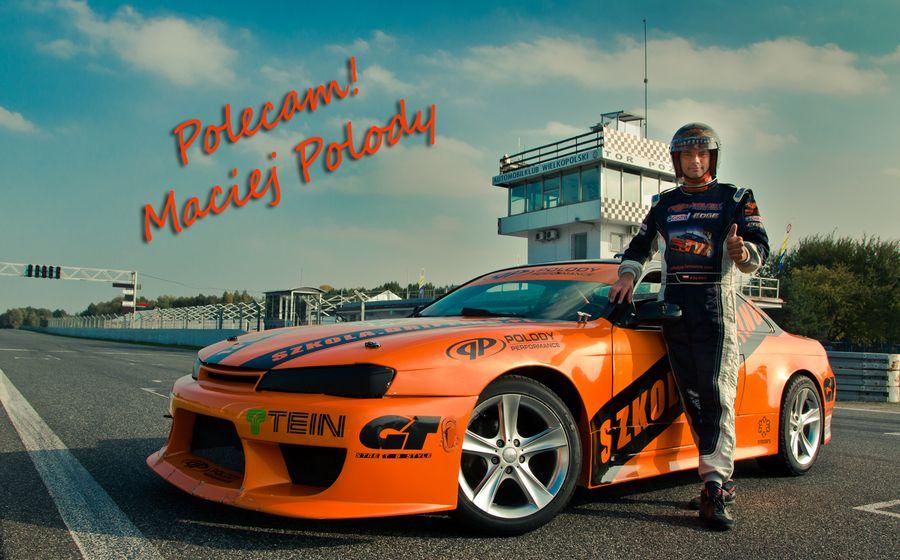 Maciej Polody poleca!