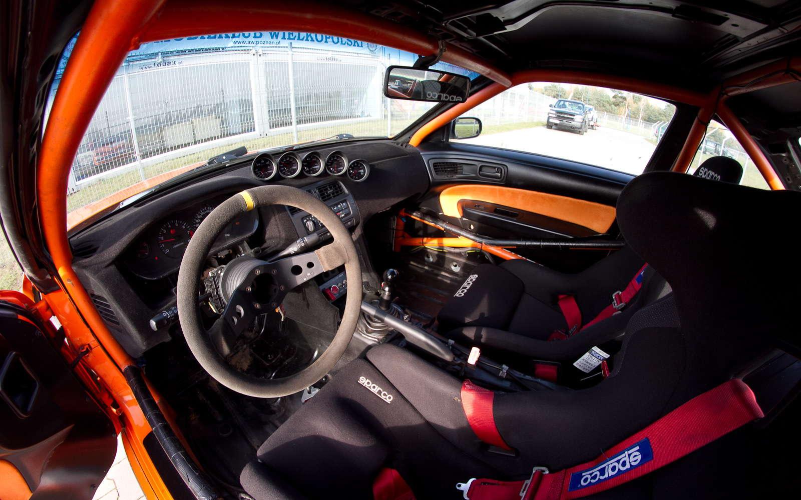 Szkoleniowy Nissan S14a PRO DRIFT SPEC fot.: Adam Zandecki